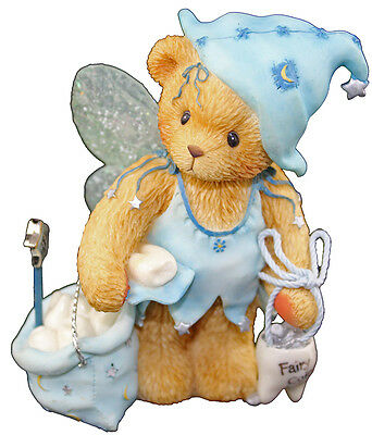 Cherished Teddies Wanda A Sprinkling of Fairy Dust Tooth Fairy 786705 Boxed