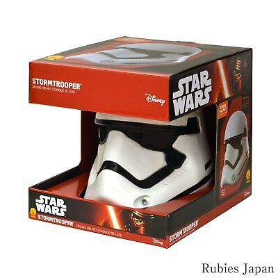 Star Wars: The Force Awakens Adult Stormtrooper 2-Piece Helmet Polyester
