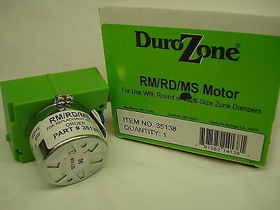 DuroZone RM/RD/MS Replacement Damper Motor #35138
