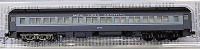 N Scale - MICRO-TRAINS 145 00 130 NEW YORK CENTRAL 78' Hwt. Paired-Window Coach