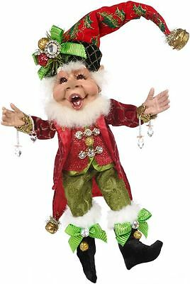 """Mark Roberts """"Jolly Old"""" Elf - 51-68226 - Sale! - New 2016 (Small) - New"""
