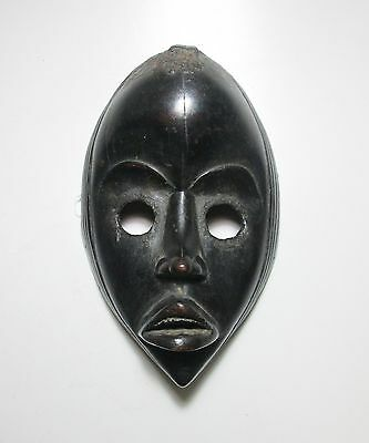 Important Dan African mask Ex Hallet Collection, African Art Masterpiece