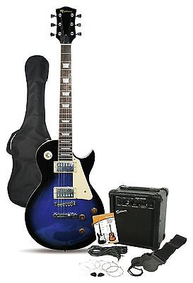 Rockburn Electric Guitar Amp Pack - Blue. From the Official Argos Shop on ebay