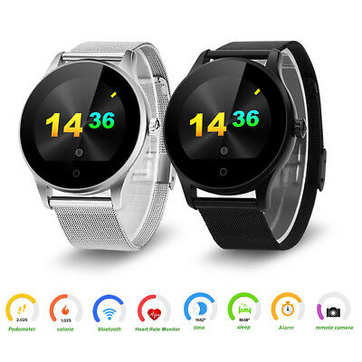 K88H Sport Orologio Bluetooth Smartwatch Telecamera Touch screen Android iOS