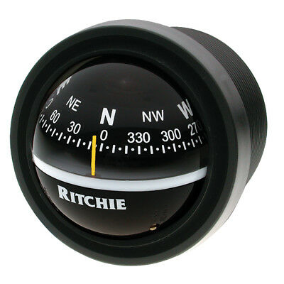 E.s. Ritchie & Sons V-57.2 Ritchie Black Compass