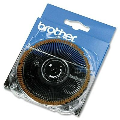 Brother Int L (Supplies) 411 Brougham 10 Pitch All Daisy
