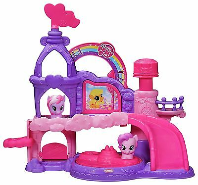 Playskool My Little Pony Activity Castle Playset - Pink:The Official Argos Store