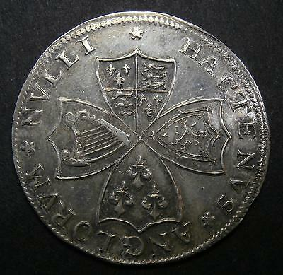 Silver medallion - Prince Charles II birth 1630 Eimer115 - about EF 30mm