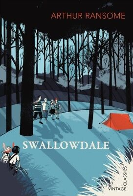 Swallowdale (Vintage Children's Classics) (Paperback), Ransome, A. 9780099572824