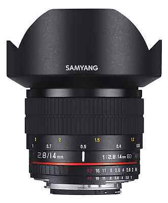 Samyang 14mm f/2.8 IF ED UMC Aspherical Lens - Sony E Full Frame