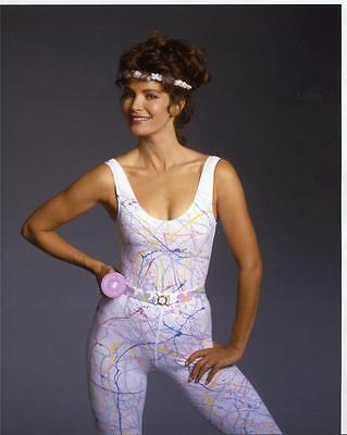 Superb High Resolution JACLYN SMITH Embossed Photo By Harry Langdon HL1157
