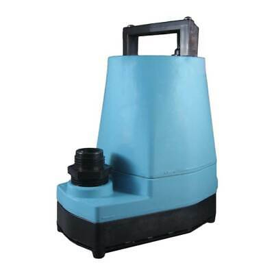 Little Giant 5 MSP 1/6 HP 1200 GPH Submersible or Inline Utility Pump | 505005