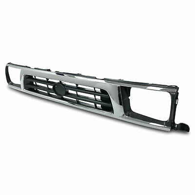 Toyota Hilux Grill 97 - 01 Chrome & Silver Grille 2WD Brand New