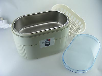 Ultrasonic Cleaning Device Professional 600/selectable incl. 500 ml Concentrate
