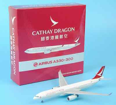 ***JC Wings Cathay Dragon A330-343E, 2016 new color, B-HYQ (SOLD OUT)