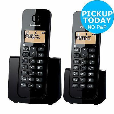 Panasonic KXTGB112E Cordless Telephone. From the Official Argos Shop on ebay