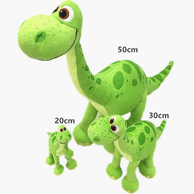 "KIds Gifts The Good Dinosaur Movie Arlo Green 8"" 12"" 20"" Soft Toy Plush Dol"