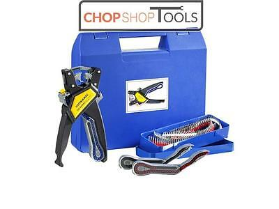 Jokari JOK60000 Quadro 4-in-1 Stripper Crimper Set