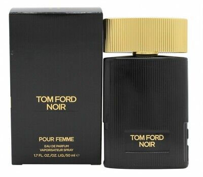 Tom Ford Noir Pour Femme Eau De Parfum Edp 50Ml Spray - Women's For Her. New