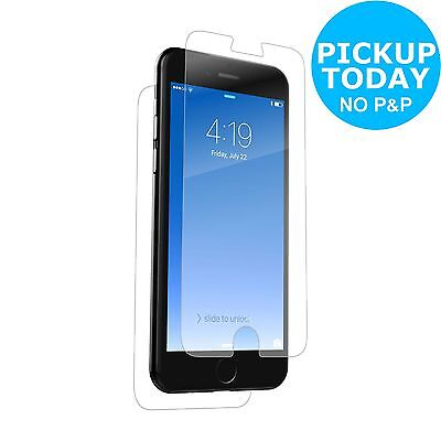 InvisibleSheild Zagg Apple iPhone 7 Plus Screen Protector. From Argos on ebay