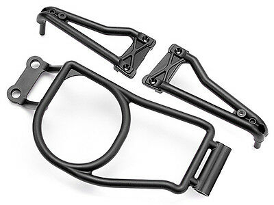Hpi Racing Savage X 4.6 Silver/black 85239 Roll Cage Set - Genuine New Part!