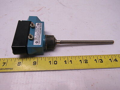 Honeywell Microswitch BZE6-2RN18 Wobble Spring Coil Limit Switch