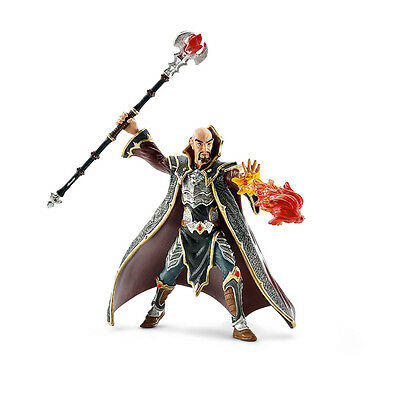 Schleich 70114 Dragon Knight Magician (The World of Knights) Plastic Figure
