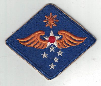 WWII US Far East Army Air Force Shoulder Patch