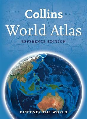 Collins World Atlas: Reference Edition [New Edition] by Maps Collins - NEW