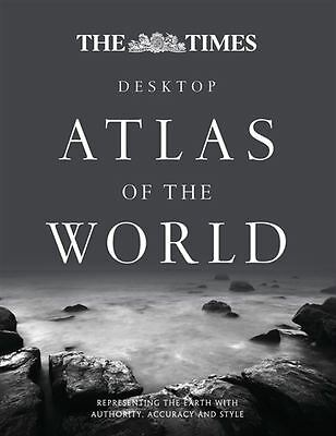 The Times Desktop Atlas of the World [Third Edition] by Atlases Times - NEW