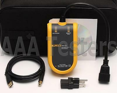 Fluke VR1710 Single Phase Voltage Power Quality Recorder VR 1710 VR-1710