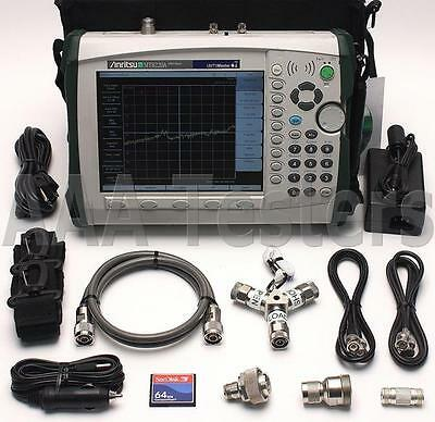 Anritsu UMTS Master MT8220A Base Station & Spectrum Analyzer w/ Option 35