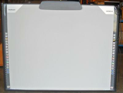 HITACHI StarBoard FXTRIO-77 Interactive Whiteboard (DFW,TX PICKUP ONLY)