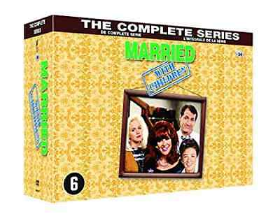 Married with Children - The Complete Collection - Dutch Import  DVD NEW