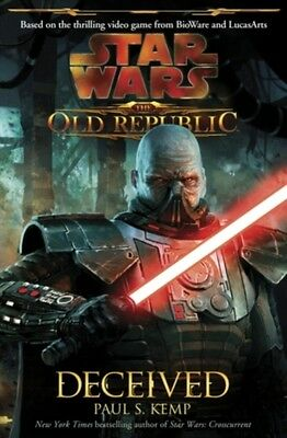 Star Wars: The Old Republic - Deceived (Paperback), Kemp, Paul S., 9780857680921