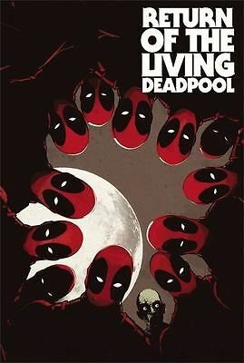 Return of the Living Deadpool by Comics Marvel - Paperback - NEW - Book