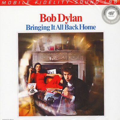 Bob Dylan - Bringing It All Back Home (Vinyl 2LP - 1965 - US - Reissue)