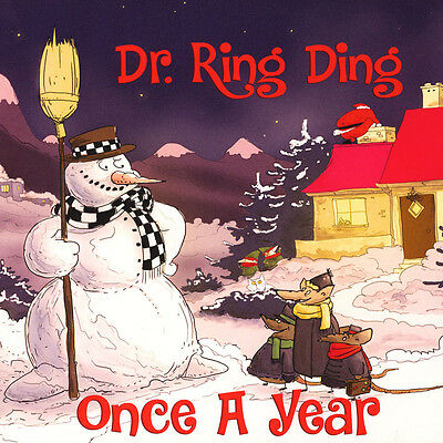 Dr. Ring Ding - Once A Year Christmas Edition (Vinyl LP - 2016 - US - Original)