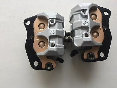 NEW FRONT BRAKE CALIPER FOR YAMAHA TTR250 TT-R250 1999-2006 With Pads LEFT&RIGHT