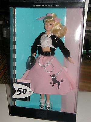 Barbie  Nifty 50's       2000 mattel  collector Doll