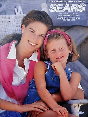 Sears Catalog ~ 1993 Spring & Summer Catalog