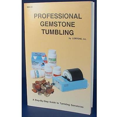 Professional Gemstone Tumbling By Lortone 580-34