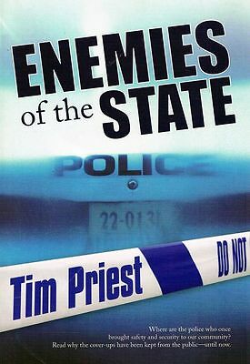 Enemies Of The State by Priest Tim - Book - Paperback - Australian History