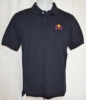 RED BULL polo homme maille taille S piquée produit officiel NEUF