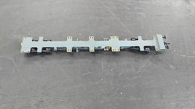 OO Dapol Rail express Fastline Freight FEA-B twin container flat Wagon 643013