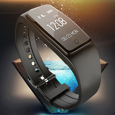 HOT S1 Smart Wrist Watch IP67 Heart Rate Oxygen Monitor Activity Fitness Tracker