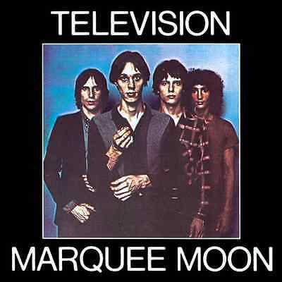 Television Marquee Moon New Sealed 180G Vinyl Lp In Stock Same Day Dispatch