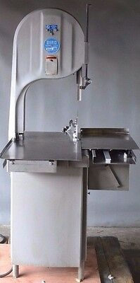 USED BIRO 3334 Commercial Vertical Meat & Bone Cutting Saw, Excellent Free SHIP!