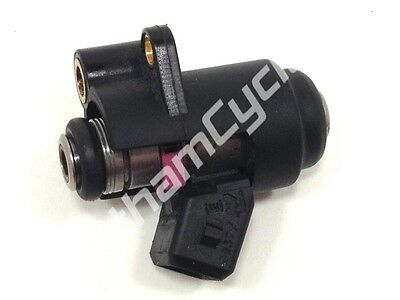 Ducati Fuel Gas Petrol Injector Shower Magneti Marelli IWP189 Pink 28040161A