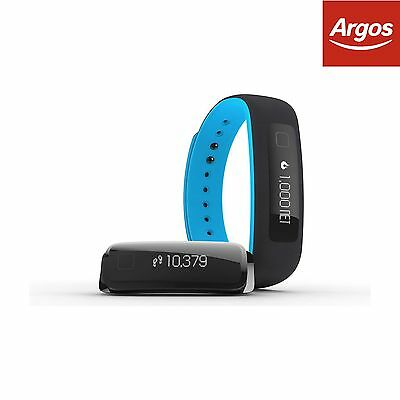 iFit Vue Fitness Tracker - Blue/Black. From the Official Argos Shop on ebay